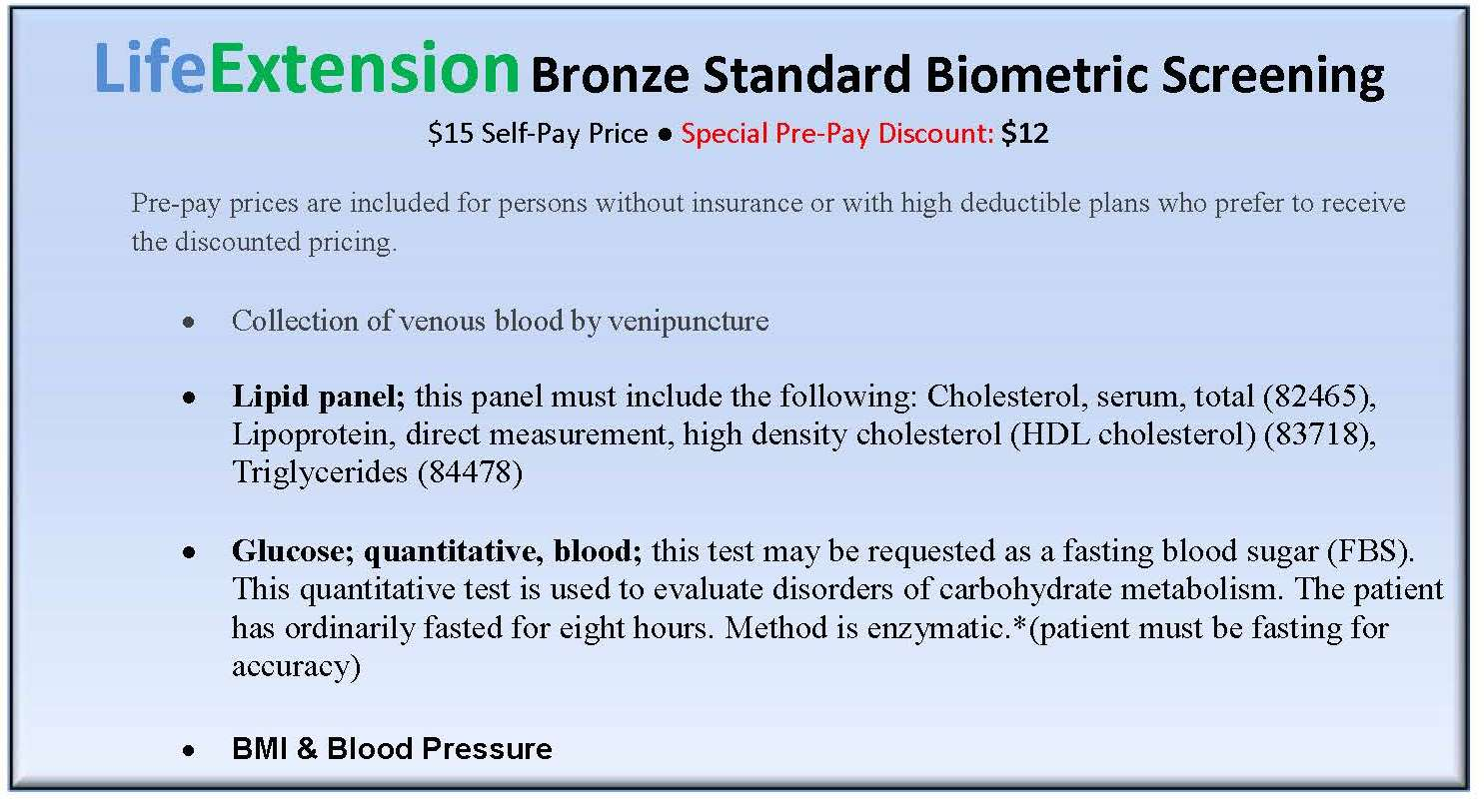 Biometric Bronze